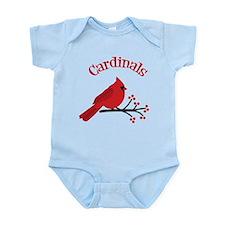 Cardinals Body Suit