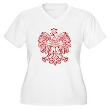 Polish Eagle Emblem T-Shirt