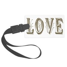 Love Luggage Tag