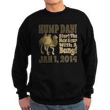 New Years Hump Day Start The Yea Sweatshirt