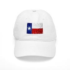 Texas Flag Distressed Baseball Cap