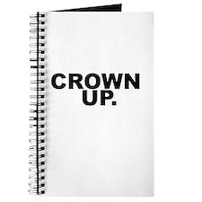 Cute Dental crown Journal