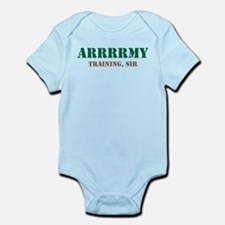 Army Training Sir Body Suit