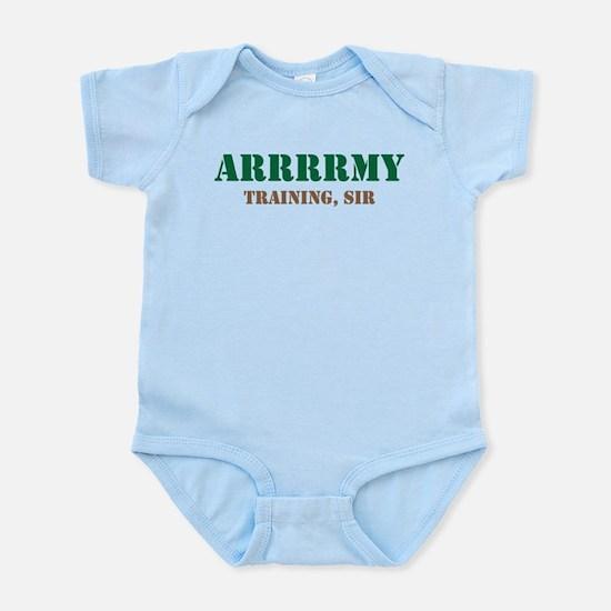 Army Training Sir Body Suit