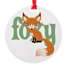 FoxyFox.png Ornament