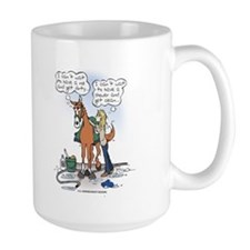 The Dirty Truth Mug
