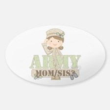 Christmas Army Soldier Decal