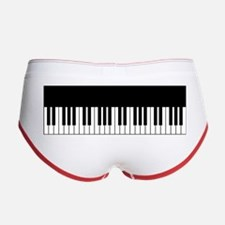 Piano Key Women's Boy Brief