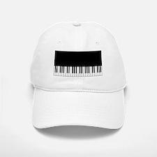 Piano Key Baseball Baseball Baseball Cap