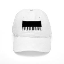 Piano Key Baseball Cap