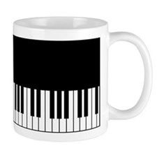 Piano Key Mugs