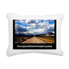Duckie Rectangular Canvas Pillow