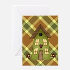 HAPPY HOUSE Greeting Card