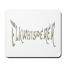 Elkwhisperer Mousepad