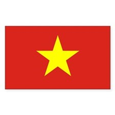 Vietnam Flag Decal