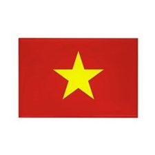 Vietnam Flag Rectangle Magnet