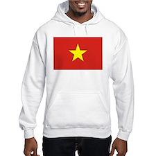 Vietnam Flag Hoodie