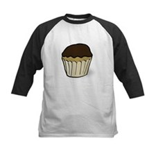 Chocolate Cupcake Baseball Jersey