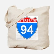Interstate 94<BR> Tote Bag