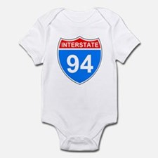 Interstate 94<BR> Infant Body Suit