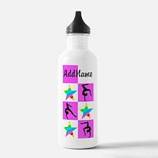 LOVE PINK GYMNAST Water Bottle