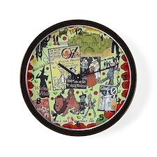 Oz Wall Clock
