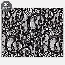 Black Lace Puzzle