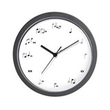 Music notes Basic Clocks