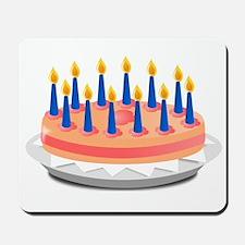 Birthday Cake Mousepad