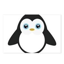 Precious Penguin Postcards (Package of 8)
