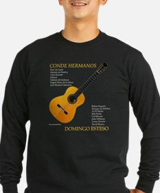 4-3-conde_hermanos_... Long Sleeve T-Shirt