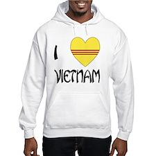 I Love Vietnam Hoodie