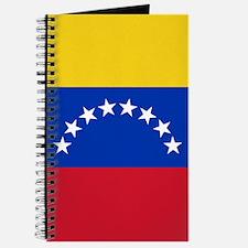 Venezuela Flag Journal