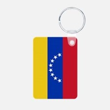 Venezuela Flag Keychains