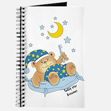 goodnight teddy bear Journal