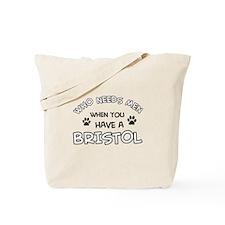 Bristol cat design Tote Bag