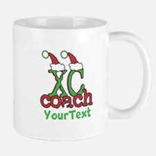 Customize XC Coach Holiday Mugs
