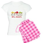 Personalized Preschool Teacher Pajamas