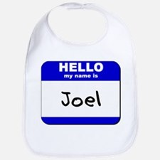 hello my name is joel  Bib
