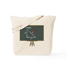 Find X Tote Bag