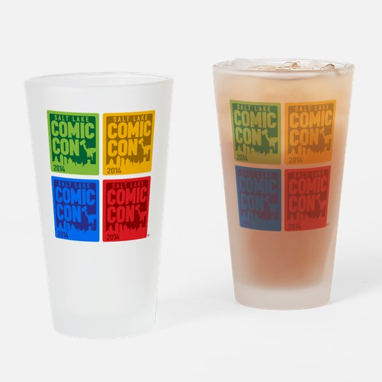 Cool Conor Drinking Glass