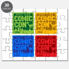 Unique Comic Puzzle