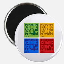 Cute Comic Magnet