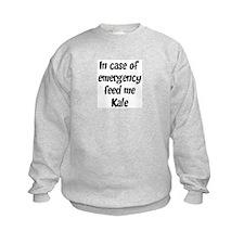Feed me Kale Sweatshirt
