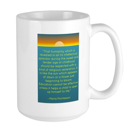 Montesssori Mugs