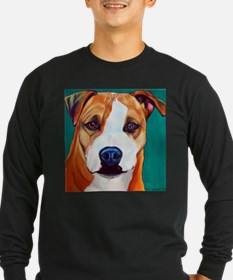 Pit Bull-What a Face... T
