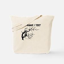 Custom Owl In Tree Tote Bag