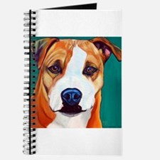 Pit Bull-What a Face... Journal