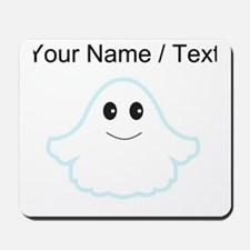 Custom Cartoon Ghost Mousepad