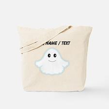 Custom Cartoon Ghost Tote Bag